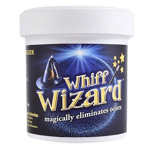 1 x Whiff Wizard All Purpose Odor Nuetratant, Fresh Scent 14 oz