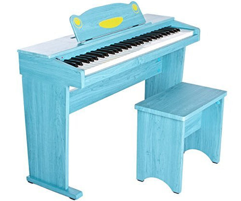 CME Artesia Fun1 Blue Piano Set Self