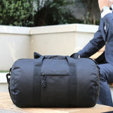Bomber and Company Small Weekender Duffel Bag for Men Duffle Travel Duffel Bag