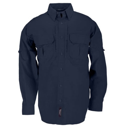 5.11 Men's Cotton Multi-Purpose Tactical Long Sleeve Shirt, Style 72157