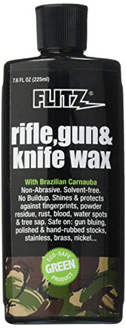 Flitz 02785 Rifle/Gum Wax 7.6 oz self