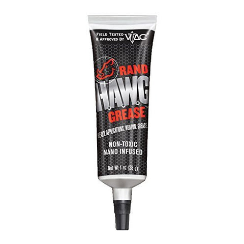 RAND BRANDS 2368 Ran Rand Hawg 1oz Tube Gun Solvents