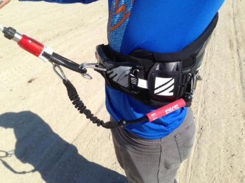 Kitesurfing Kiteboarding Mini Slider Release Kite Leash