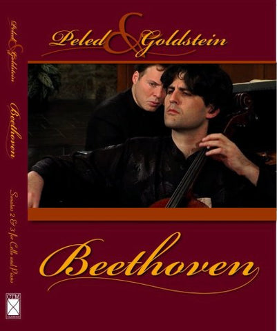 Amit Peled & Alon Goldstein the Beethoven Sonatas Volume.1