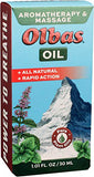 Olbas Oil Aromatherapy Inhalant and Aromatic Massage Oil, 1.01 Fl Oz