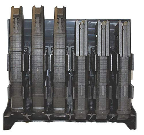Mag Storage Solutions 7.62 Magazine Holder Rack