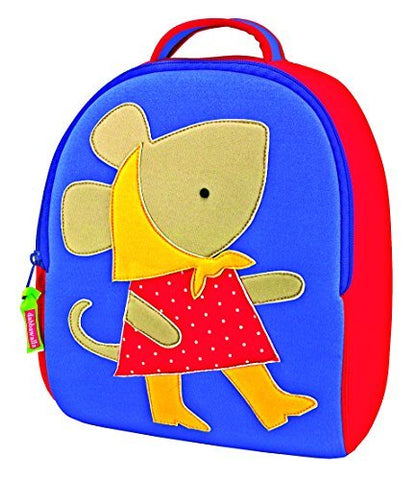 Dabbawalla Bags Preschool Toddler Backpack, Miss Mouse by Dabbawalla Bags (Kitchen)
