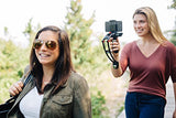 Steadicam Volt electronic handheld gimbal stabilizer for iPhone 6/6+/7/7+, Samsung S8/S8+, Google Pixel, Sony Experia & GoPro HERO 5/4/3 cameras, no more shaky videos