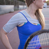 Incrediwear Shoulder Brace Grey MD
