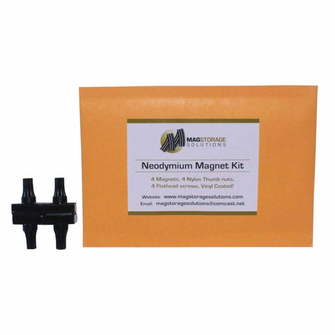 Mag Storage Solutions Magnet Kit for Magstore Magazine Storage Racks