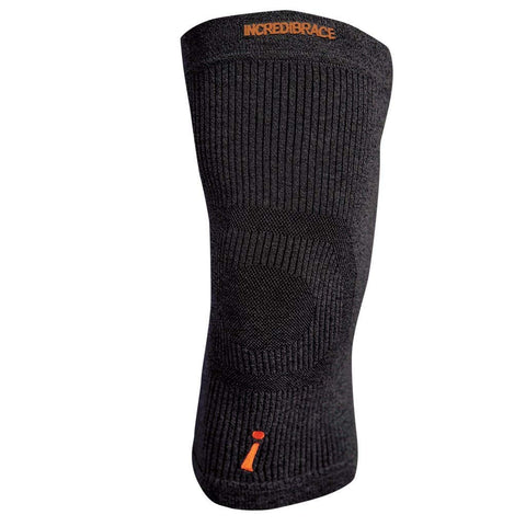 Incrediwear Knee Sleeve, Black, Medium