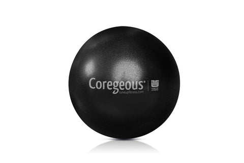 Tune Up Fitness Coregeous Ball by Jill MillerNew Graphite Color