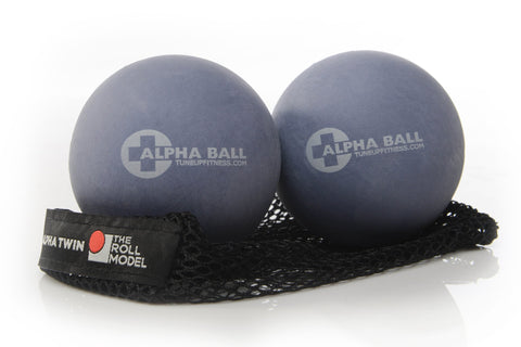 Yoga Tune Up Alpha Twin Therapy Balls