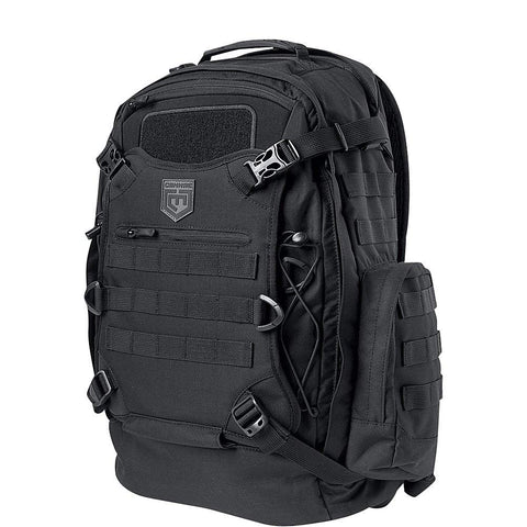 Cannae Phalanx full size bag Black