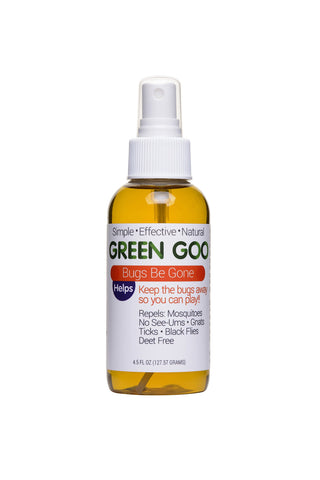 GreenGoo bugs be gone 4.5oz self2