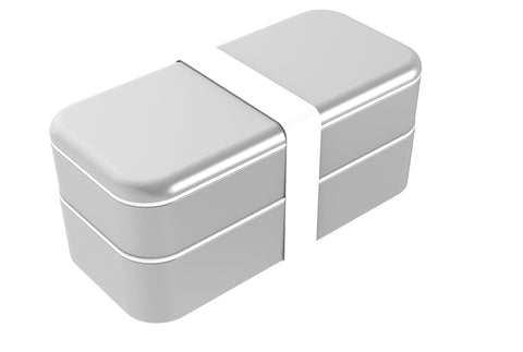 Function 101 Bento Stack Silver self