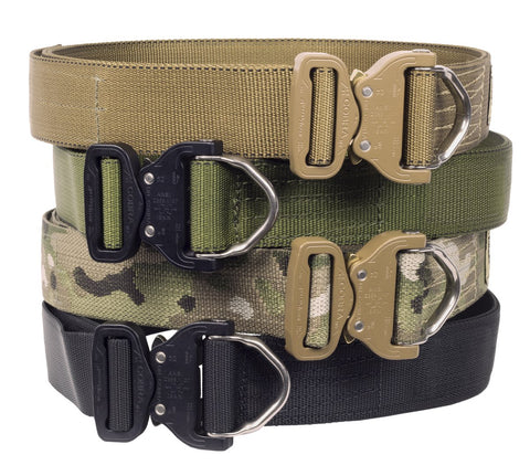 "Elite Survival Systems 1.75"" Cobra Rigger's Belt with D Ring Buckle"