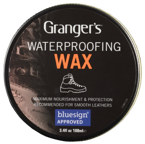 Granger's Waterproofing Wax / 3.4 oz / The Ultimate Boot Waterproofer / Made in England