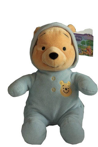 Winnie The Pooh: Romper Suit Soft Toy