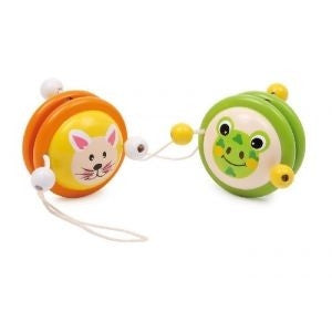 Set of 2 Animal Yoyos - L6441