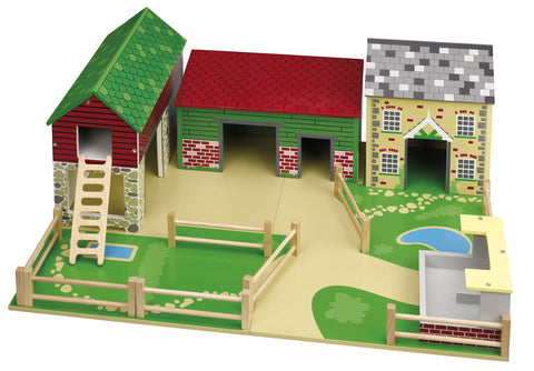 Tildo | Oldfield Farm Play Set