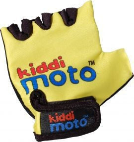 Kiddimoto Yellow Gloves