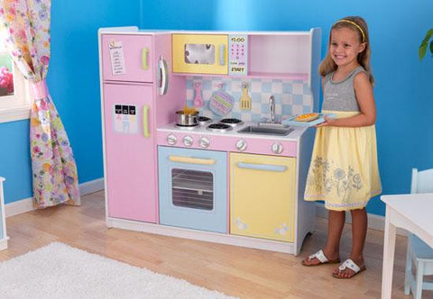 KidKraft | Large Pastel Kitchen