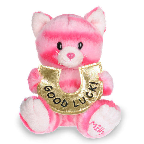 Milly the Pink Kitten - Good Luck