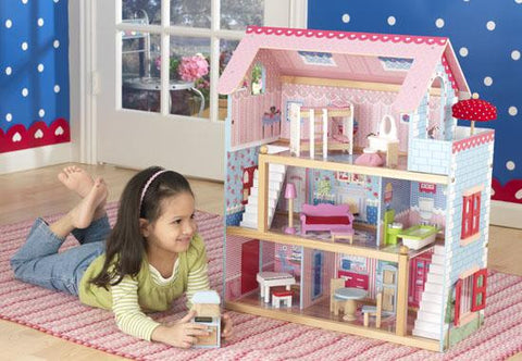 KidKraft | Chelsea Doll Cottage