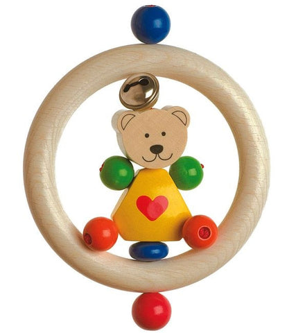 Heimess | Bear Ring Rattle