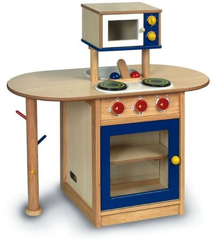 BigJigs | All in One Play Kitchen