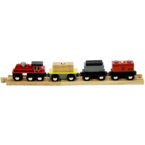 BigJigs Rail Freight Train