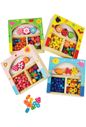 Mini Wooden Jewellery Kits