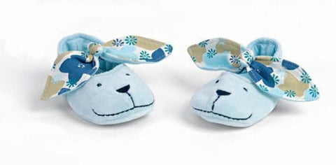Happy Horse | Blue Snaffle Slippers