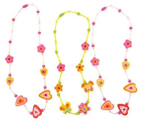 Snazzy Necklace - Bigjigs BJ127-1