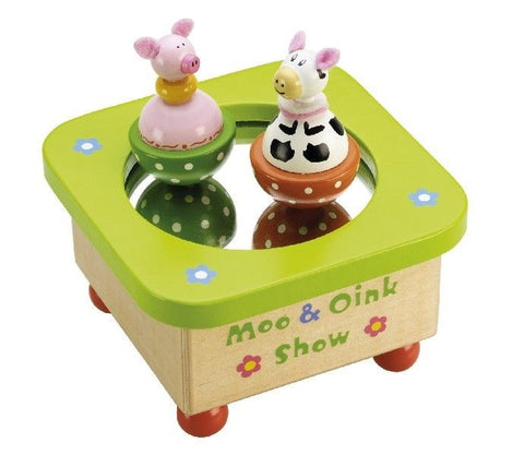 Tildo | Moo and Oink Music Box