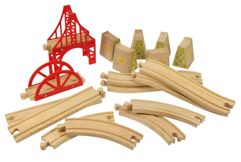 Bigjigs Rail Bridge Expansion Set