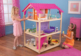 KidKraft | So Chic Dolls House With Furniture