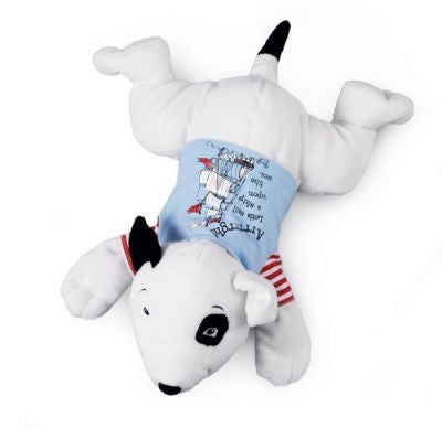 Beanie Dog with T-Shirt - Bull Terrier