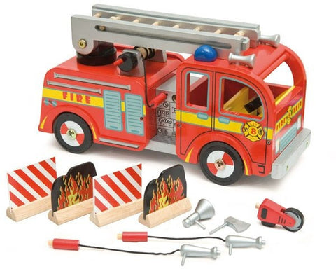 Le Toy Van | Fire Engine Set
