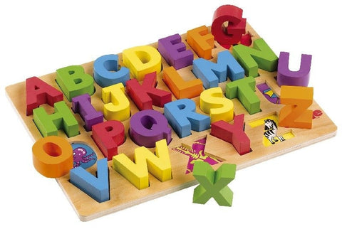 Tildo | ABC Board - Alphabet Box