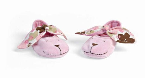 Happy Horse | Pink Snaffle Slippers