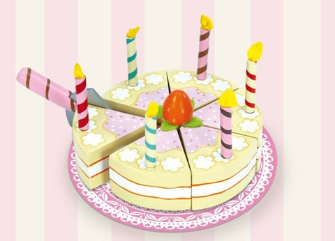 Honeybake Vanilla Birthday Cake TV273