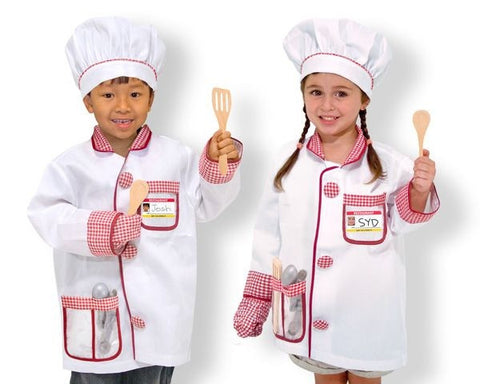 Chef Dress up Set by Melissa and Doug MD14838