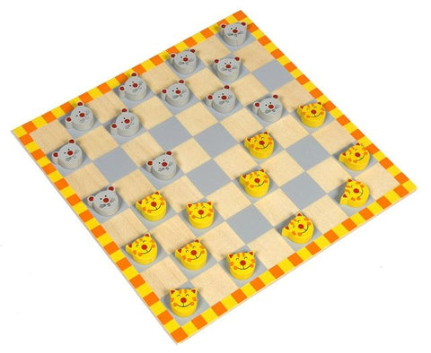 bigJigs | Cat and Mouse Draughts