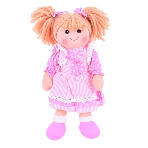BigJigs Anna Doll