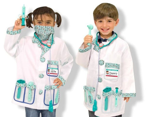 Doctor Dress up Set by Melissa and Doug MD14839