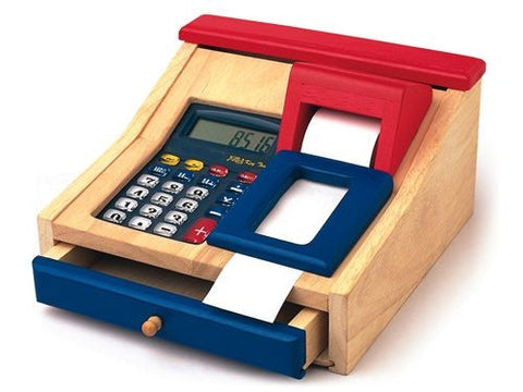Santoys | Cash Register with Calculator