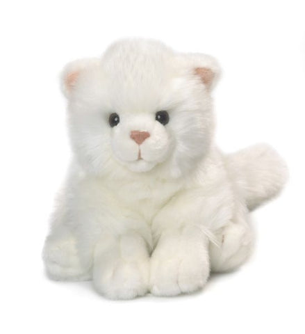 White Cat 18cm by Anna Club Plush