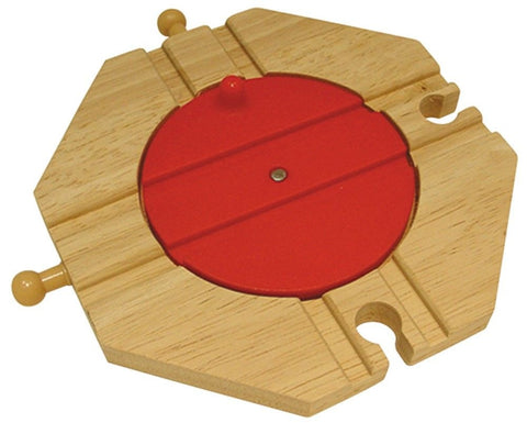 BigJigs Rail 4 Way Turntable